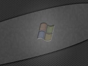 Logo de Windows en tonos oscuros