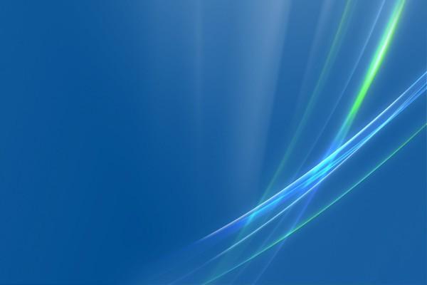 Destellos azules y verdes