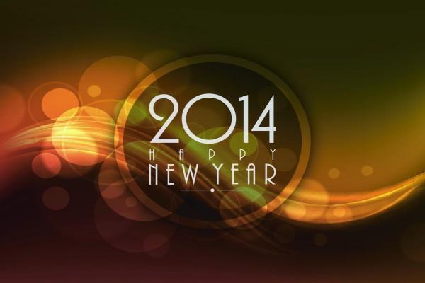 2014 Feliz Año Nuevo