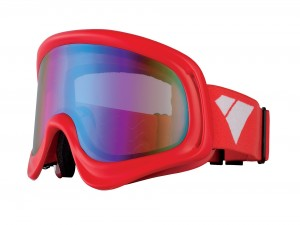 Postal: Gafas de esquí