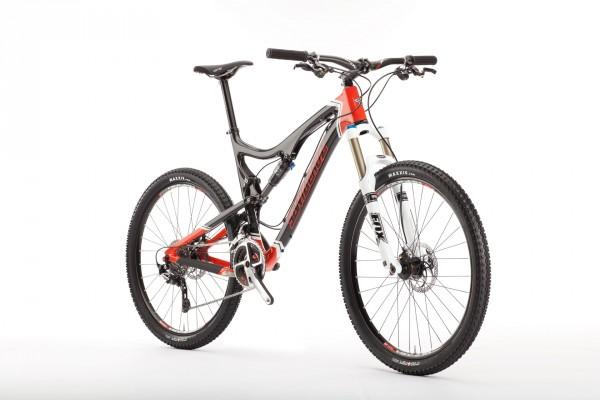 Bicicleta de montaña Santa Cruz