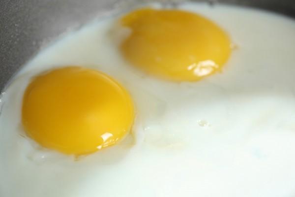 Huevos en la sartén