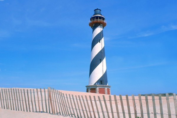 Faro de Cabo Hatteras, Carolina del Norte