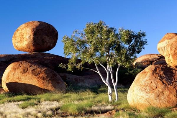 Karlu Karlu, Reserva de Devils Marbles (Australia)