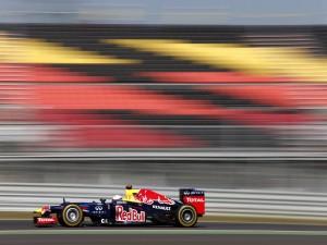 Red Bull en el Gran Premio de Corea de Fórmula 1