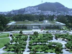 Postal: Academia de Ciencias de California