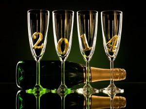 Brindemos por el Nuevo Año 2014