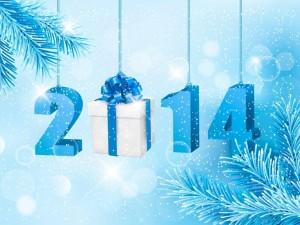 Recibimos el 2014 con un regalito