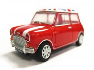 Mini Cooper en miniatura
