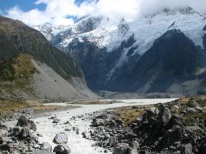 Glaciar Runoff