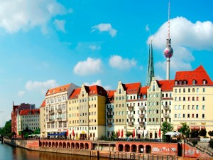 Postal: Berlín, Alemania