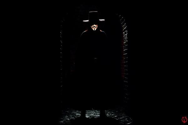 V de Vendetta (V)