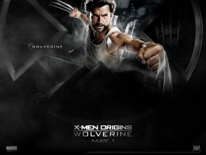 Postal: X-Men Orígenes: Lobezno