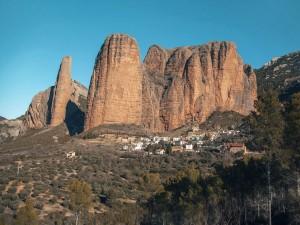Riglos, España