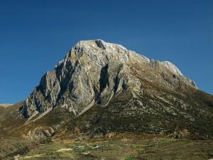 Montaña de los pre-Pirineos, en España