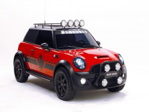 Mini Cooper S Dsquared
