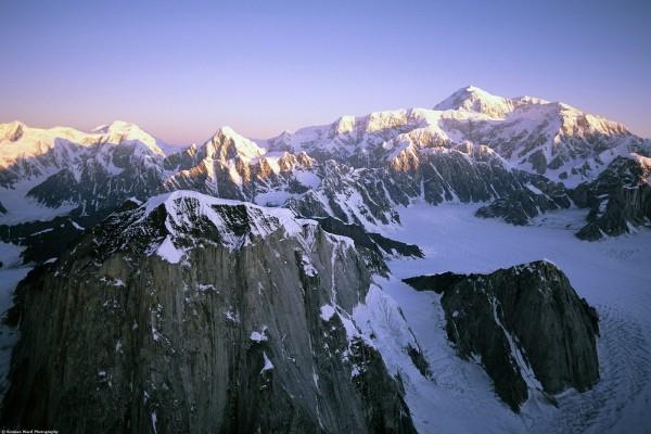 Montañas de Alaska