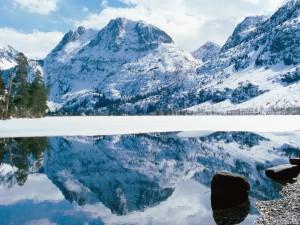 Postal: Pico Carson, Sierra Nevada (California)