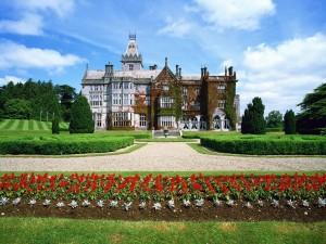 """Casa señorial """"Adare Manor"""", Irlanda"""