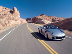Postal: Porsche Carrera GT