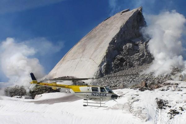 Rescate en la montaña