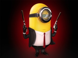 Minion Hit Man