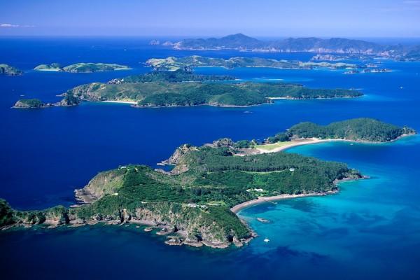Bahía de las Islas, Nueva Zelanda
