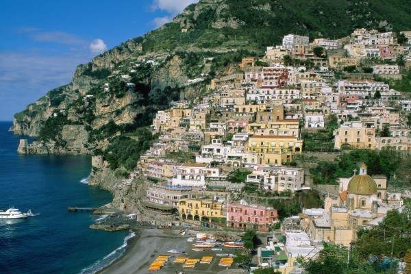 Positano, Campania (Italia)