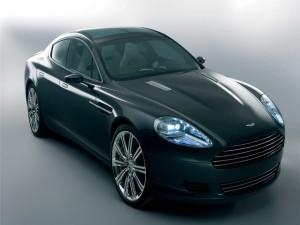 Postal: Aston Martin Rapide