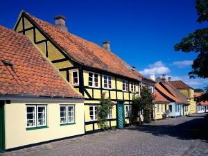 Casas en Dinamarca