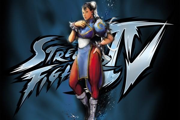 Street Fighter IV Chun Li