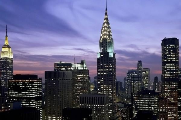 Midtown Skyline, ciudad de Nueva York
