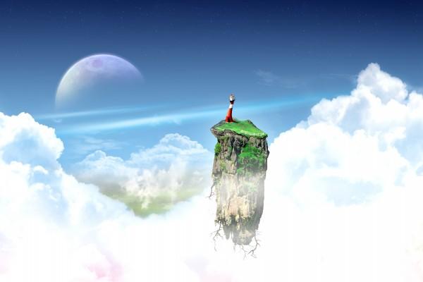 Un faro en el cielo