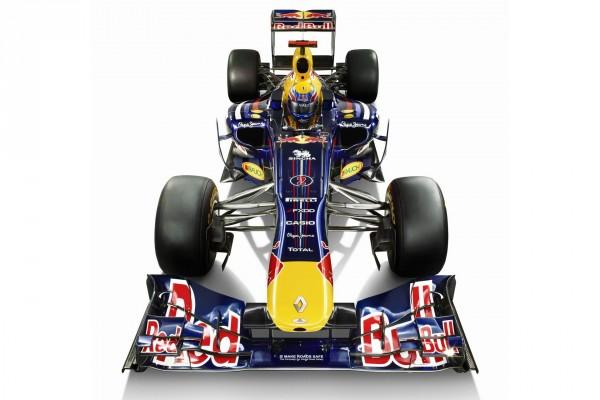 Coche F1 Red Bull