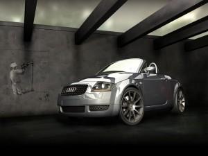 Postal: Audi TT