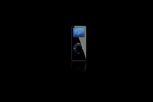 iPod negro