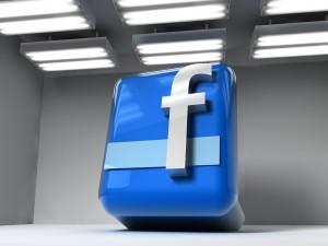 Postal: Facebook 3D