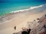 Playa de arena fina