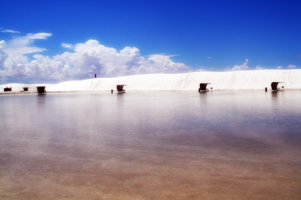 Monumento Nacional de las Arenas Blancas, Nuevo México