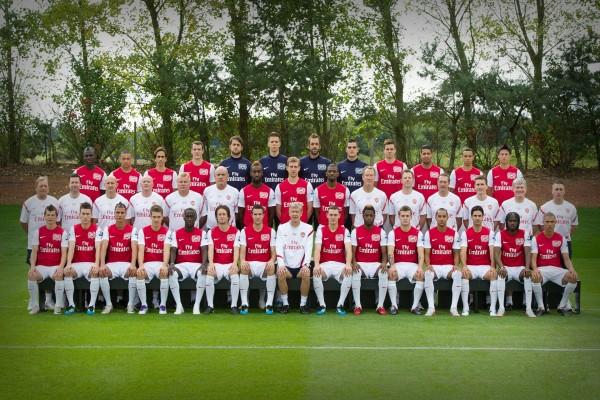 Arsenal Football Club 2011-2012