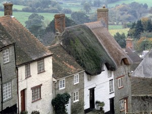 Postal: Gold Hill, Shaftesbury