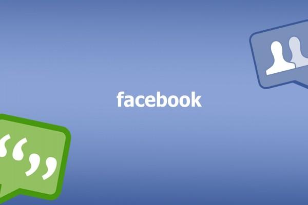 Charlas y amigos en Facebook