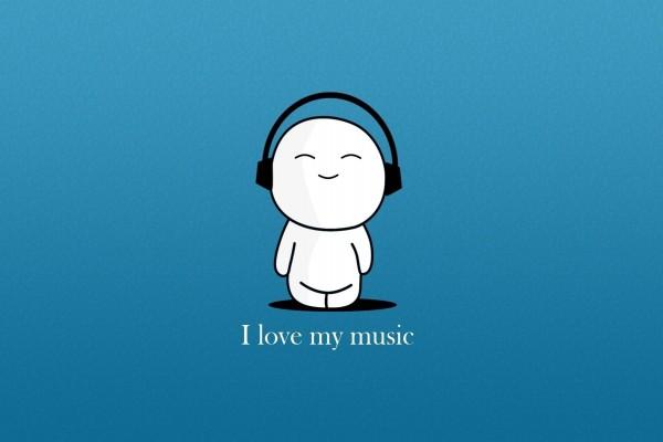 Me encanta mi música