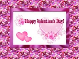 """Tarjeta """"Feliz Día de San Valentín"""""""
