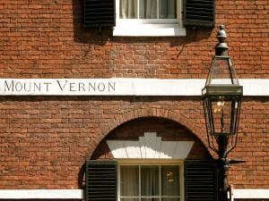Postal: Edificio Mount Vernon