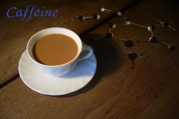 Taza de cafeína