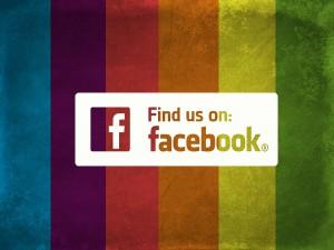 Postal: Encuéntranos en Facebook