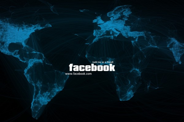 Agrégame como amigo... Facebook