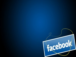 Postal: Etiqueta Facebook