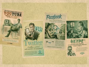 Postal: Comunícate a través de Internet